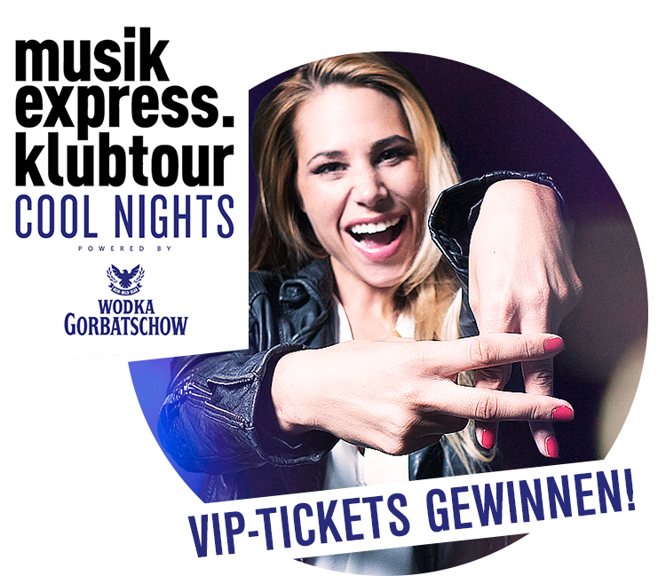 Musikexpress Klubtour Coolnights