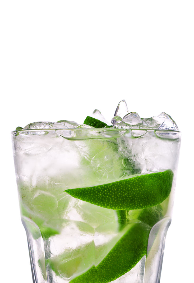 Cocktail - Caipirovka
