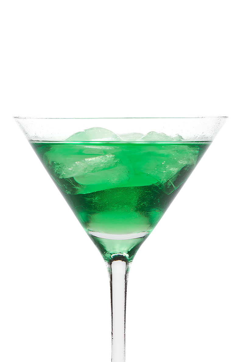 Cocktail - Green Russian